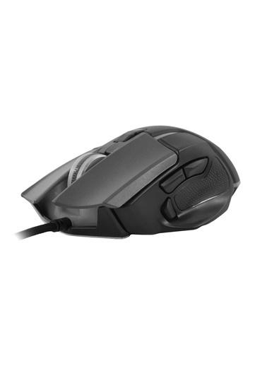 MF Product MF Product Strike 0575 RGB Kablolu Gaming Mouse Gri